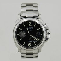 Panerai Luminor Power Reserve Steel Bracelet