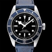 Tudor Heritage Black Bay Black Steel 41mm - 79230B