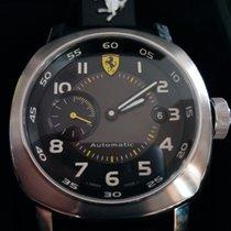 Panerai FER00002 Steel 2007 Ferrari 45mm new