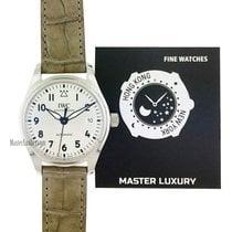 IWC Pilot's Watch Automatic 36 Ocel 36mm Stříbrná Arabské