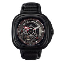 Sevenfriday Steel Automatic SF-P3/01 pre-owned