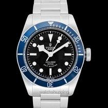 Tudor Heritage Blue Bay Black / Steel Ø41 mm - 79220B