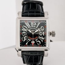 Franck Muller Steel 41mm Automatic 10000 H SC new