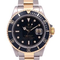 Rolex 16613 Gold/Steel 1991 Submariner Date 40mm pre-owned United States of America, Florida, Fort Lauderdale