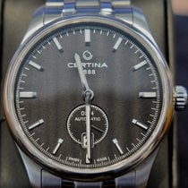 Certina 40mm Automatic 2017 pre-owned DS-4 Black