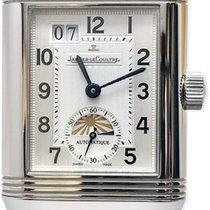 Jaeger-LeCoultre Reverso Grande Date Steel 29mm Silver Arabic numerals United States of America, Florida, Naples