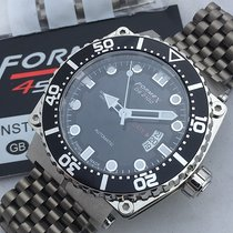Formex Ds2100 Model 7020 Swiss Automatic Sellita Sw200 Diver...