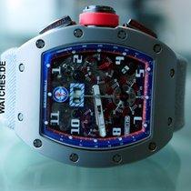 Richard Mille Chronograaf 50mm Automatisch tweedehands RM 011