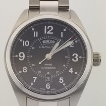 Hamilton Khaki Field Day Date Steel 42mm Black Arabic numerals United States of America, Alabama, Oranjestad