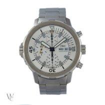 IWC Aquatimer Chronograph Otel 44mm Argint