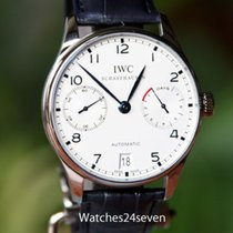 IWC Portuguese Hand-Wound pre-owned