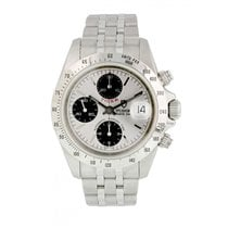 Tudor Tiger Prince Date Steel 40mm Silver United States of America, New York, New York
