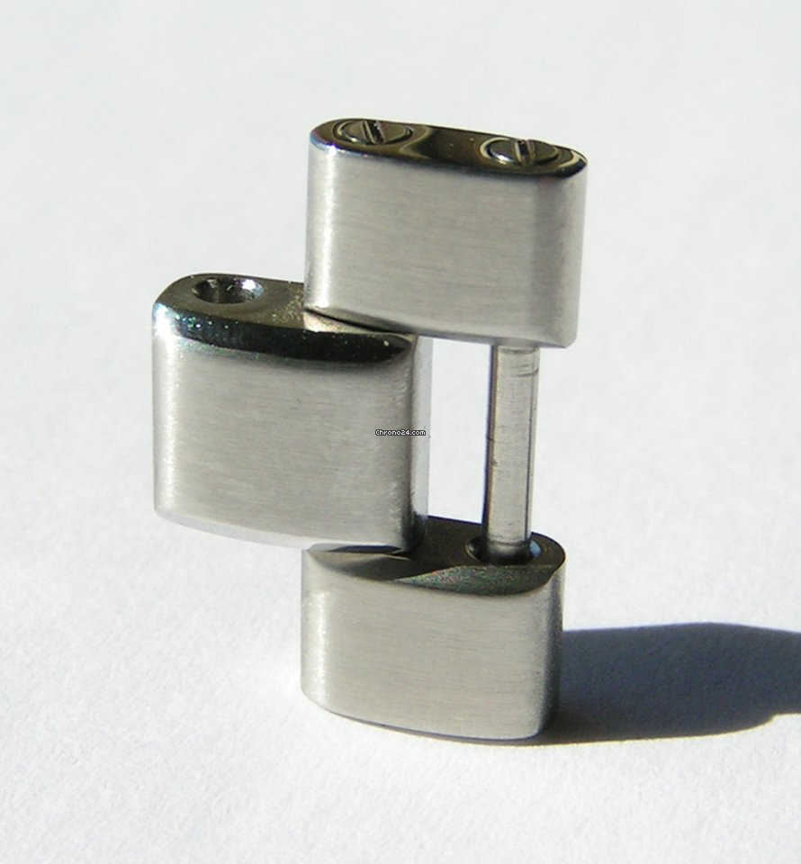 BREITLING ERSATZGLIED GLIED LINK PROFESSIONAL 2 STAHL MATT 18MM