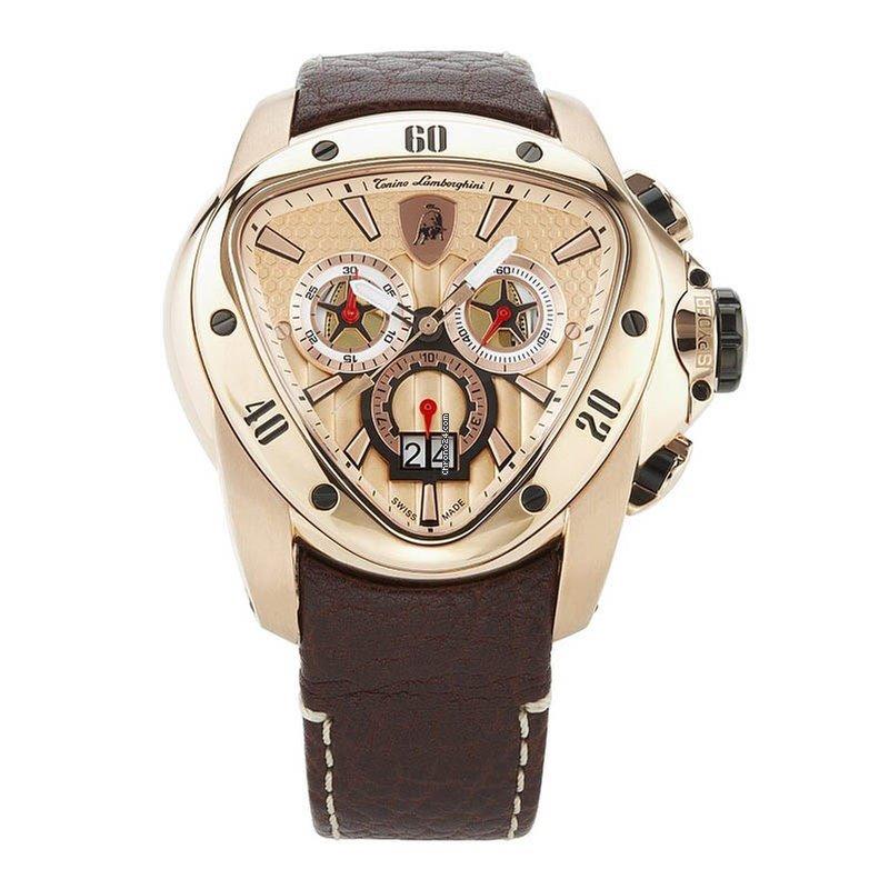 Tonino Lamborghini Watch >> Tonino Lamborghini Spyder Chronograph Watch 1100 1105