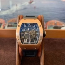 Richard Mille Or rose RM 010 AG RG occasion France, Cannes