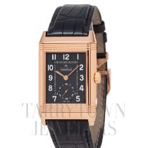 Jaeger-LeCoultre Grande Reverso 976 Rose gold 30mm Black Arabic numerals United States of America, New York, Hartsdale
