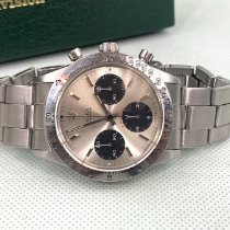 Rolex 6239 Staal 1968 Daytona 37mm tweedehands