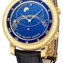 Patek Philippe Celestial Geelgoud 43mm Blauw