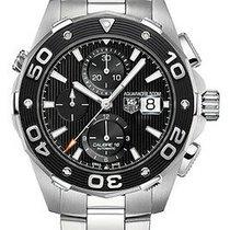 TAG Heuer Aquaracer 500M new 2000 Automatic Chronograph Watch only CAJ2110BA0872