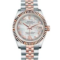 Rolex Lady-Datejust новые Автоподзавод Часы с оригинальными документами и коробкой 178271-0073