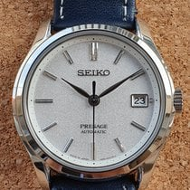Seiko Steel 38mm Automatic SARY147 SRPD97J1 Snowflake pre-owned Singapore, Singapore