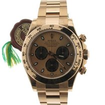 Rolex Red gold Automatic No numerals 40mm new Daytona