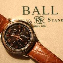 Ball Trainmaster Steel 41mm Black Arabic numerals United States of America, California, San Diego