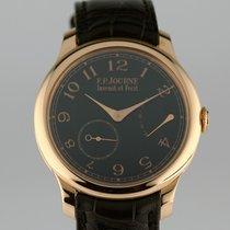 F.P.Journe Chronometre Souverain 40mm  Black label  Rose Gold