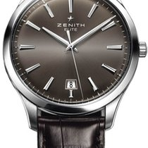 Zenith Captain Central Second new 2010 Automatic Watch with original box and original papers 03.2020.670-22.C498