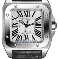 カルティエ (Cartier) Santos 100 Medium w20106x8