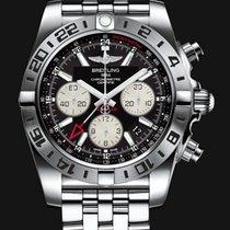 Breitling Chronomat 44 GMT новые 44mm Сталь