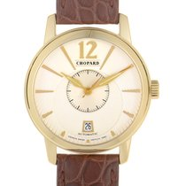 Chopard Yellow gold 39mm Automatic 161880-0001 new