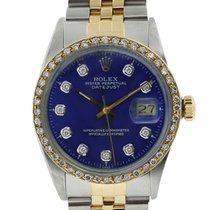 Rolex Datejust 16013 pre-owned