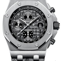 Audemars Piguet Royal Oak Offshore Chronograph Steel -...