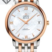 Omega De Ville Prestige Co-axial 32,7 Mm - 424.20.33.20.05.002