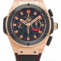 Hublot King Power F1 Limited Roségold Pinkgold 18K