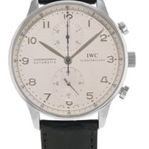 IWC Portuguese Chronograph IW371412 Men's Automatic Watch