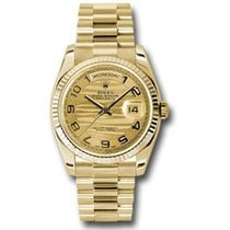 Rolex Day-Date 36 new Automatic Watch with original box and original papers 118238 chwap
