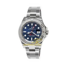Rolex Yacht-Master Blu Dial Oyster Rolesium 40mm 116622