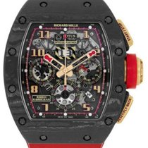 Richard Mille RM011 Ouro rosa RM 011 50mm