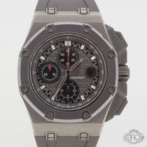 Audemars Piguet Royal Oak Offshore Chronograph 26568IM.OO.A004CA.01 Очень хорошее Титан 44mm Автоподзавод