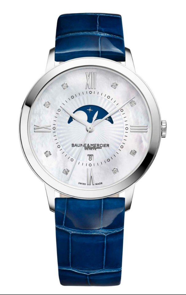 ee6ed2bdf56 Baume   Mercier Classima - all prices for Baume   Mercier Classima watches  on Chrono24
