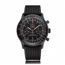 Breitling Men's MB012822/BE51/252S Navitimer 01 (46 MM) Rubber...