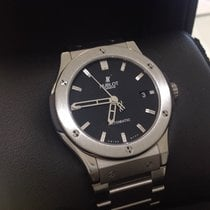 Hublot 45mm Automatic 2013 pre-owned Classic Fusion 45, 42, 38, 33 mm Black