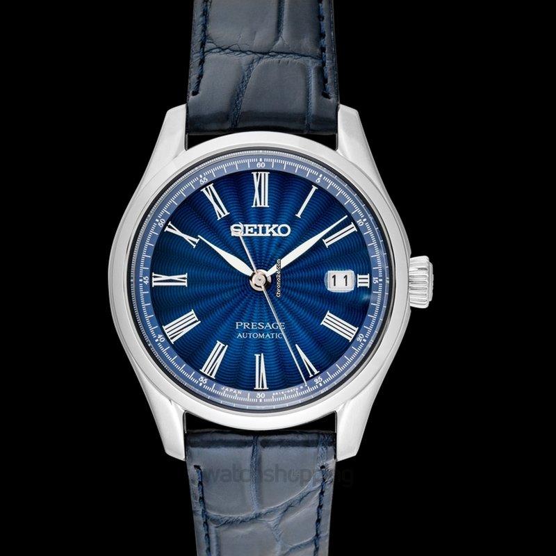 04f3fe0e691 Seiko Presage - all prices for Seiko Presage watches on Chrono24