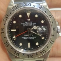 Rolex Explorer II Tiffany