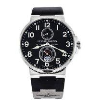 Ulysse Nardin Chronometer 41mm Automatic pre-owned Marine Chronometer 41mm Black