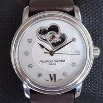 Frederique Constant 34mm Otomatik ikinci el Ladies Automatic World Heart Federation