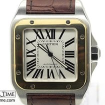 Cartier Gold/Steel 38mm Automatic W2007X27 pre-owned United Kingdom, London