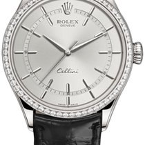 Rolex Cellini Time White gold 39mm United States of America, New York, Airmont
